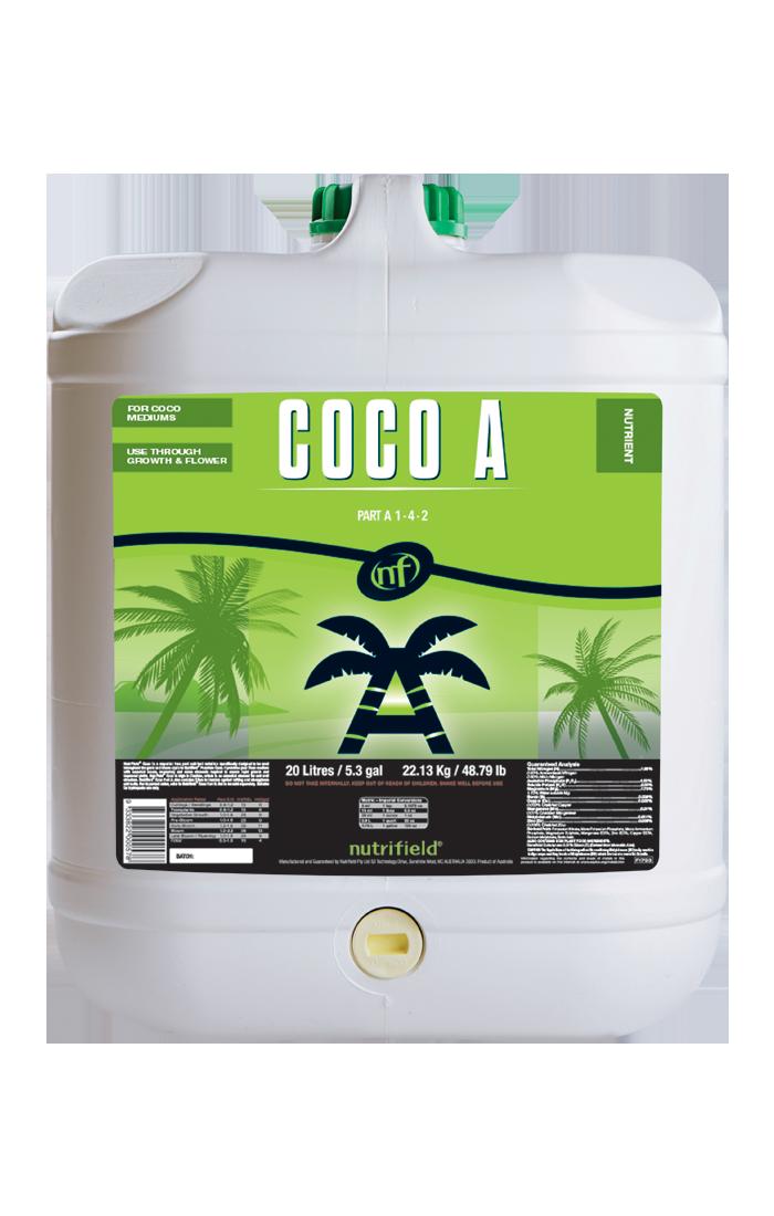 NUTRIFIELD COCO A&B 20L