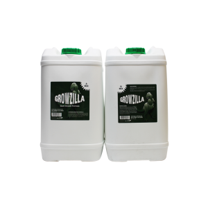 GROWZILLA 2 X 20 LT TWIN PACK