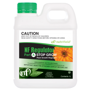NUTRIFIELD REGULATOR PART A STOP GROW 1L