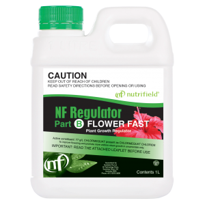 NUTRIFIELD REGULATOR PART B FLOWER FAST 1L